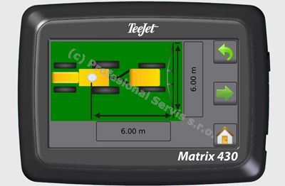 TeeJet Matrix 430